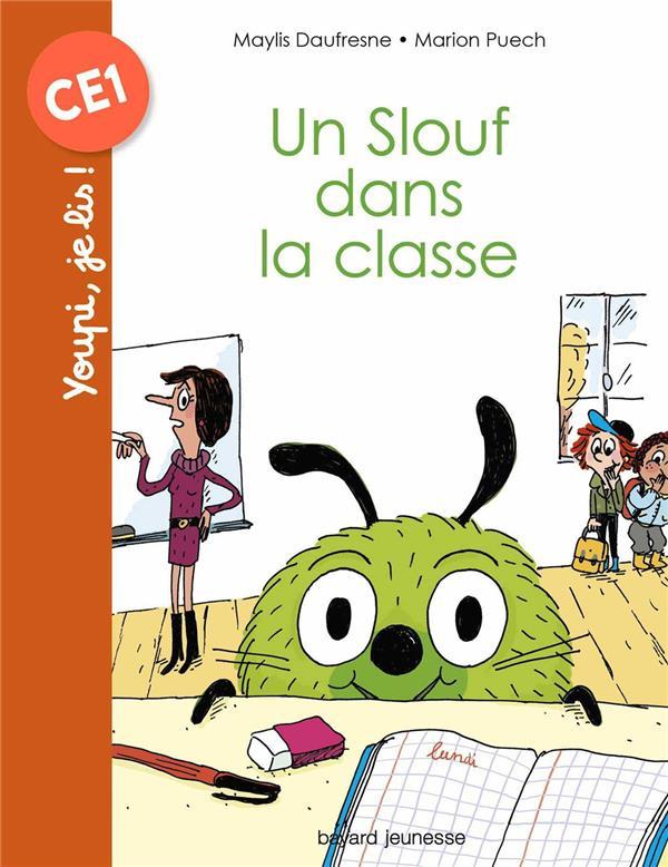 Un Slouf dans la classe