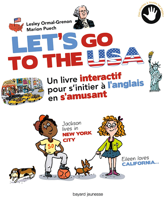 Let's go to the USA